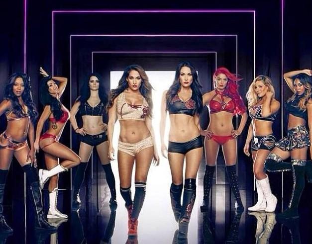 Total Divas - main cast