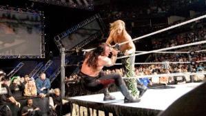 2007 Royal Rumble - Undertaker vs HBK