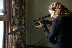 Agent Carter - A Sin to Err - Dottie takes aim