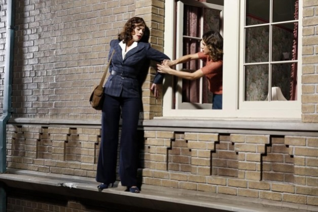 Agent Carter - A Sin to Err - Peggy and Angie
