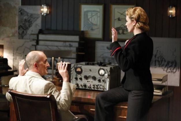 Agent Carter - Valediction - Dr Fennhoff and Dottie