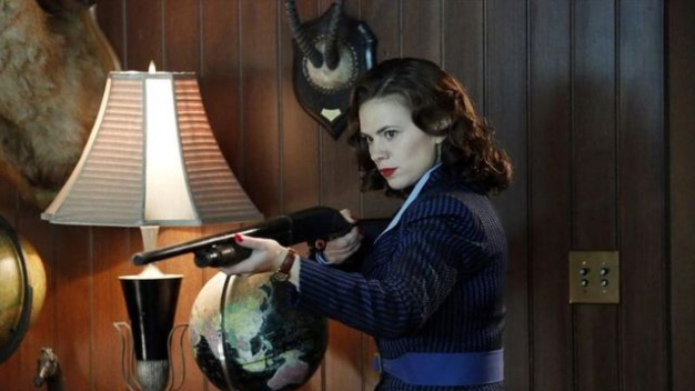 Agent Carter - Valediction - Hayley Atwell as Agent Carter