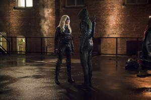 Arrow - Canaries - Black Canary and Arrow