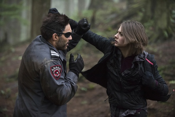 Arrow - The Return - Slade vs Thea