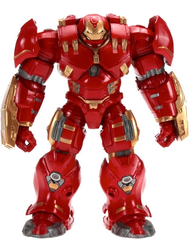 AvengersWave3-Hulkbuster Build a Figure