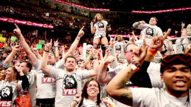 Best of Raw Smackdown 2014 - Daniel Bryan occupies RAW