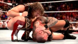 Best of Raw Smackdown 2014 - Daniel Bryan vs Randy Orton RAW