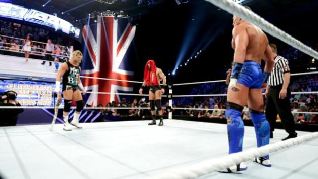 Best of Raw Smackdown 2014 - Dolph Ziggler Cesaro Tyson Kidd