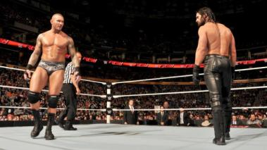 Best of Raw Smackdown 2014 - randy orton seth rollins