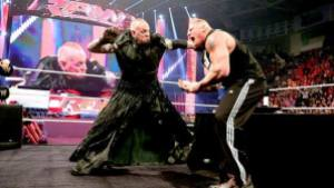 Best of Raw Smackdown 2014 -  Undertaker Brock Lesnar