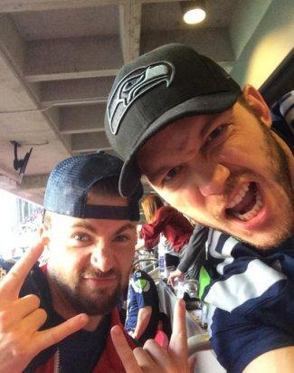 Chris Evans and Chris Pratt Super Bowl bet