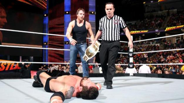 FastLane - Ambrose towers over Barrett