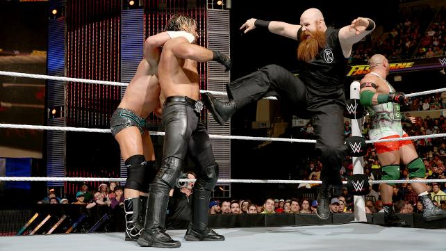 WWE Fastlane recap #Fastlane #WWE - Lyles Movie Files
