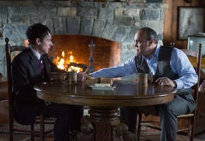 Gotham Ep. 14 - The Fearsome Dr. Crane - Penguin and Maroni