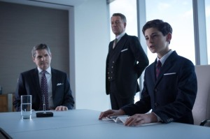 Gotham - The Blind Fortune Teller - Alfred and Bruce