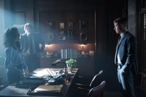 Gotham - The Blind Fortune Teller - Essen, Bullock and Gordon