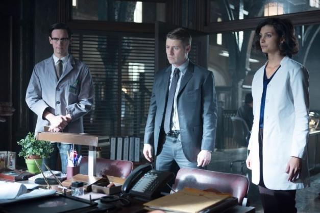 Gotham - The Blind Fortune Teller - Nygma, Gordon and Leslie