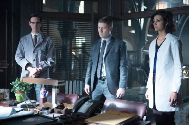 Gotham - The Blind Fortune Teller - Nygma, Gordon and Leslie