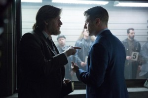 Gotham - The Red Hood - Bullock and Gordon