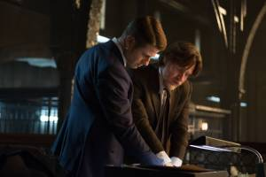 Gotham - The Scarecrow - Gordon and Bullock