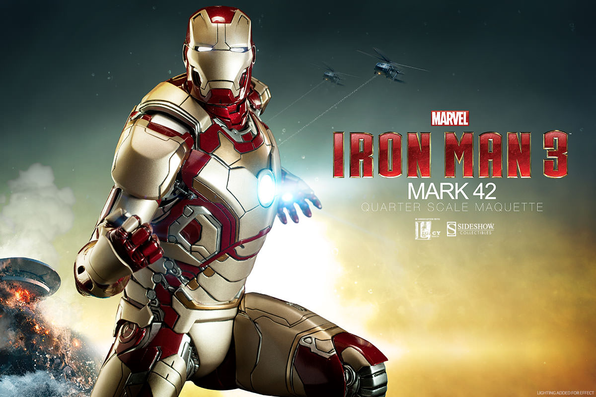 Iron Man 3 Mark 42 Wallpaper Hd 1920x1080