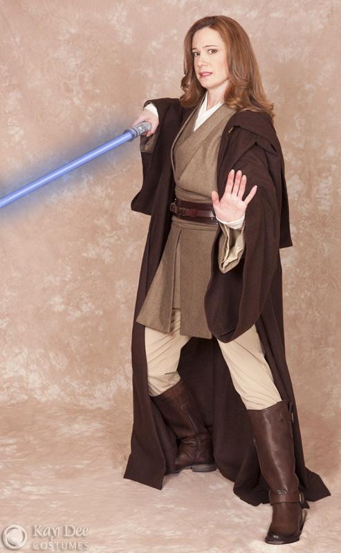 KathyKay Dee cosplay - Jedi