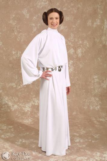 KathyKay Dee cosplay - Princess Leia
