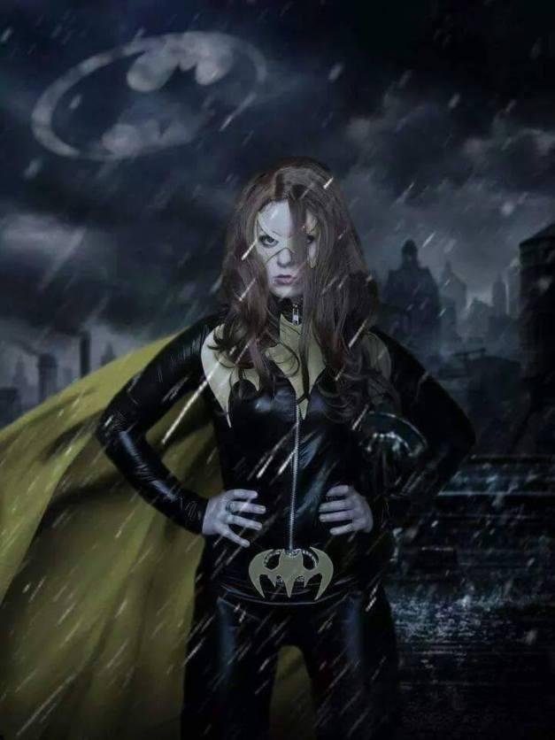 Kristin Amelia Williams cosplay - Batgirl
