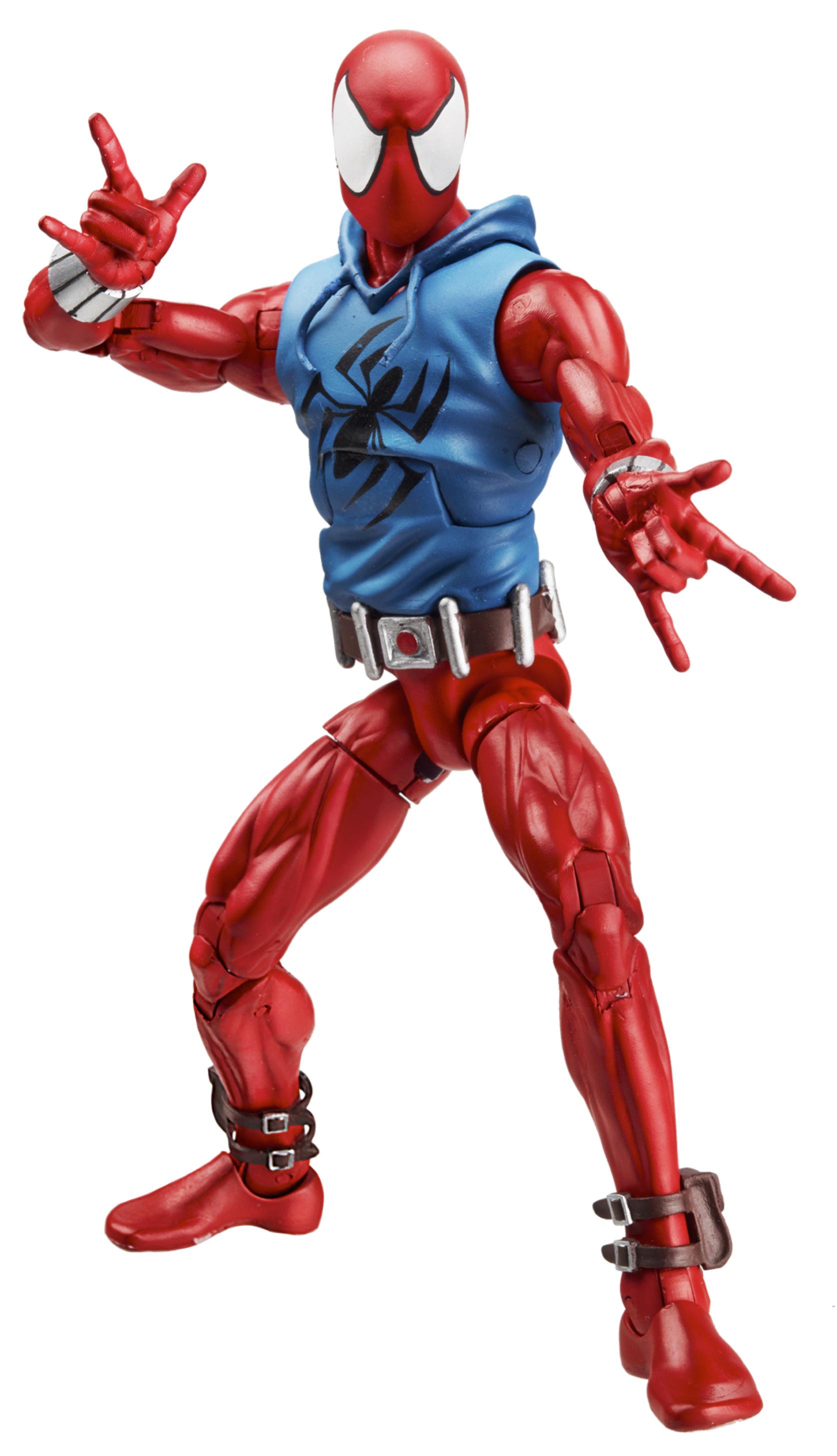 hasbro marvel legends infinite series amazing spiderman