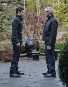 The Flash - Ronnie and Stein