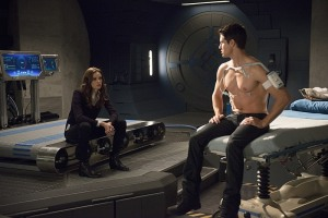 The Flash - The Nuclear Man - Caitlin and Ronnie