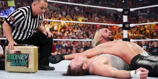 the shield - rollins-ambrose-summerslam