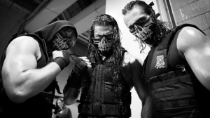 The Shield - skull masks