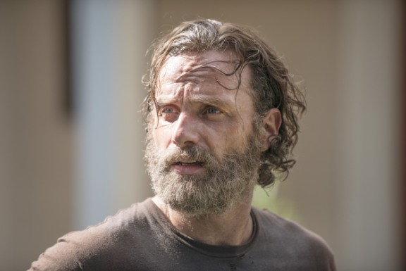 The Walking Dead - Andrew Lincoln as Rick Grimes