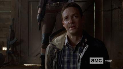 The Walking Dead - The Distance - Aaron