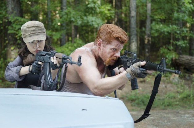 The Walking Dead - The Distance - Rosita and Abraham