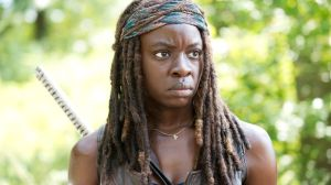 The walking dead - what happened and what's going on - Michonne