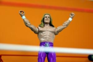 Triple H Basic Summerslam Heritage figure - crotch chop