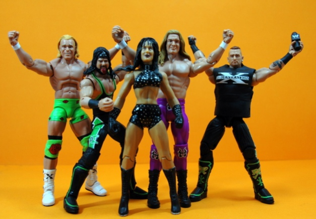 Triple H Basic with Elite DX