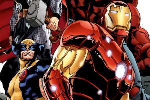 wolverine-Iron Man