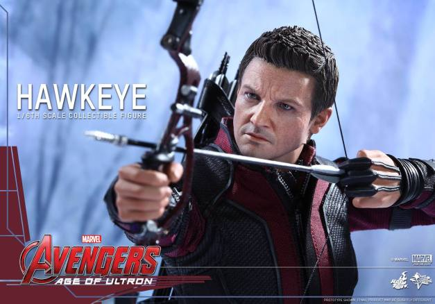 Avengers Age of Ultron Hawkeye figure - main pic