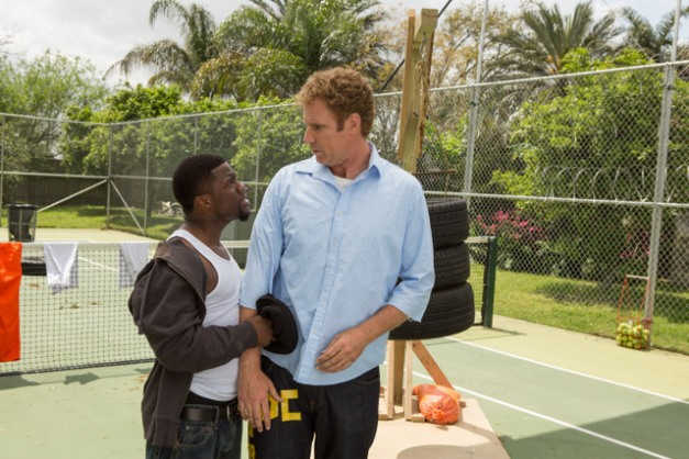 Get Hard movie - Kevin Hart and Will Ferrell