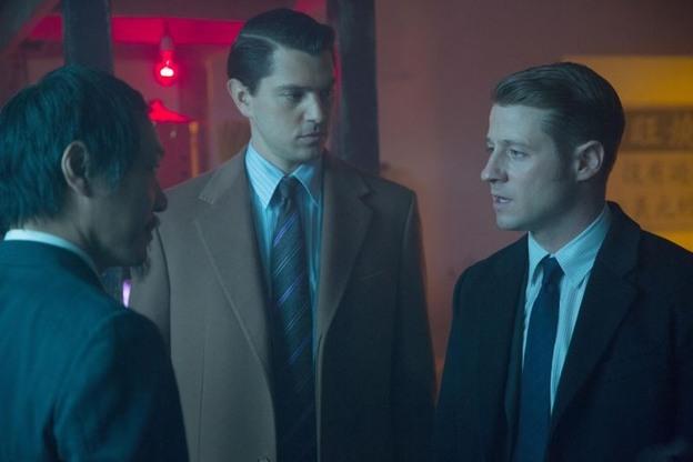 Gotham - Everyone has a Cobblepot -  Dent and Gordon