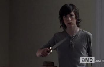 The Walking-Dead-Remember- Carl