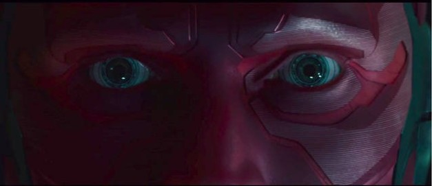 Vision screengrab Avengers Age of Ultron