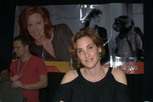 Awesome Con 2015 Day 1 - Judith Hoag