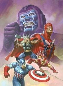 Kang vs The Avengers