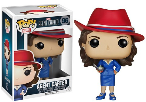 Agent Carter Pop Vinyl figure