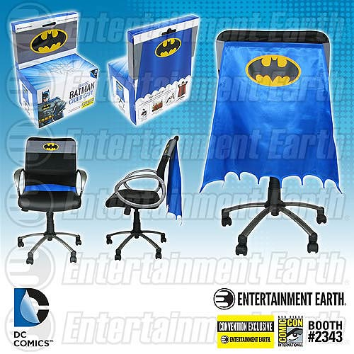Batman Classic Cape Chair