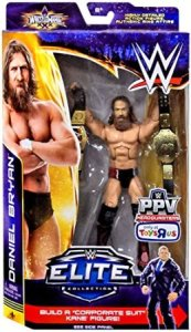 Daniel Bryan Wrestlemania 30 figure